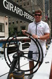 America's Cup - BMW Oracle Team - crew member Stock Images