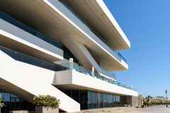 America's Cup Building (Veles e Vents) Royalty Free Stock Photography