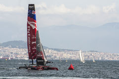America's cup Stock Photos
