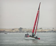 America's Cup, San Diego California Stock Image