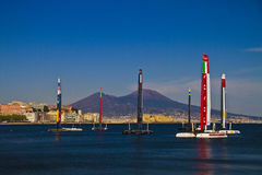 America's Cup World Series Stock Image