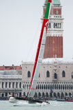 America's Cup World Series Venice - Luna Rossa Royalty Free Stock Image