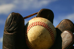 America's Pastime Royalty Free Stock Photo