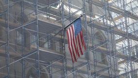 America Under Construction stock footage