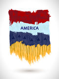 America Royalty Free Stock Images