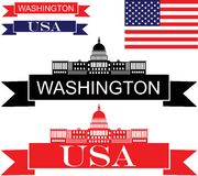 America. Vector illustration (EPS 10 Royalty Free Stock Images