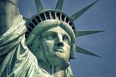 america wyspy swobody statua Obraz Stock