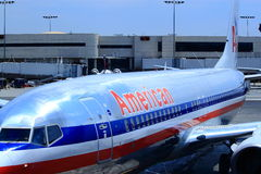 American Airline Royalty Free Stock Image