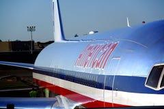 American Airlines Боинг Стоковые Фото