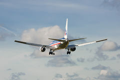 American Airlines Royalty Free Stock Photo