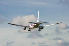 American Airlines Photo libre de droits
