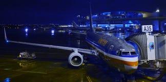 American Airlines Image libre de droits