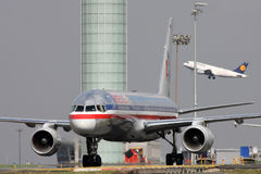 American Airlines Image stock