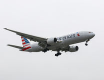 American Airlines Imagens de Stock Royalty Free