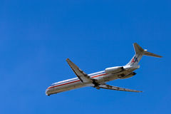 American Airlines Royalty Free Stock Images