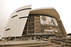 American Airlines arena Obrazy Royalty Free