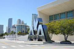 American Airlines Arena, Miami Royalty Free Stock Photography