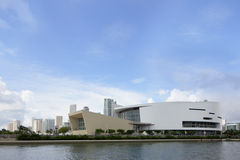 American Airlines Arena Miami stock image Stock Photography