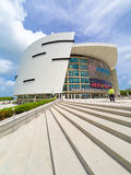 American Airlines arena w Miami Obraz Royalty Free