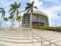 American Airlines arena w Miami Obrazy Stock