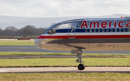 American Airlines Boeing 767 Photo stock