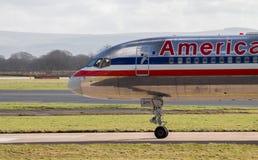 American Airlines Boeing 767 Arkivfoto