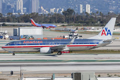 American Airlines Boeing 737-823 Photo stock