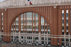 The American Airlines Center in Dallas Stock Images