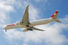 American Airlines Handlowy samolot Obraz Royalty Free
