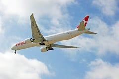 American Airlines Handlowy samolot Zdjęcie Stock
