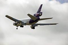 American Airlines Handlowy samolot Fotografia Stock