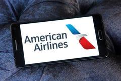 American Airlines logo Zdjęcie Stock