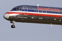 American Airlines Stock Photography