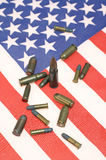 American ammunition Royalty Free Stock Images