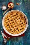 American apple pie Stock Photos