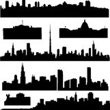 American architecture Stock Image