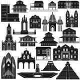 American Architecture-2 Stock Image