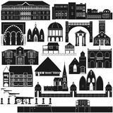 American Architecture-3 Stock Image