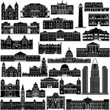 American Architecture-7 Royalty Free Stock Photos