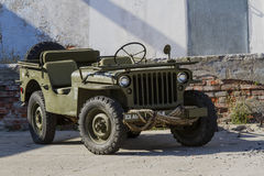 American army car Stock Images