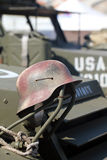 American army helmet Royalty Free Stock Image