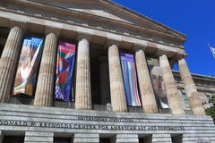 American Art Museum Royalty Free Stock Photography