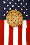 American as apple pie Royalty Free Stock Images