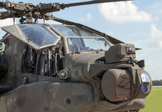 American attack helicopter longbow apache Stock Photos