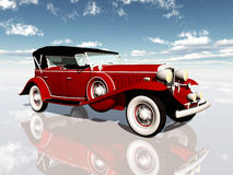 American Automobile Royalty Free Stock Photography