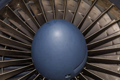 American B-52 Bomber Jet Engines Stock Photos