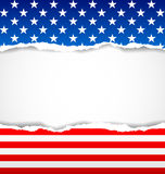 American background Royalty Free Stock Photos
