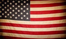 american background flag Стоковое Изображение