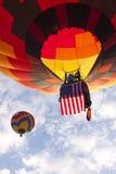 American Balloon Royalty Free Stock Photo