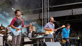 American band Broken Bells Royalty Free Stock Photography